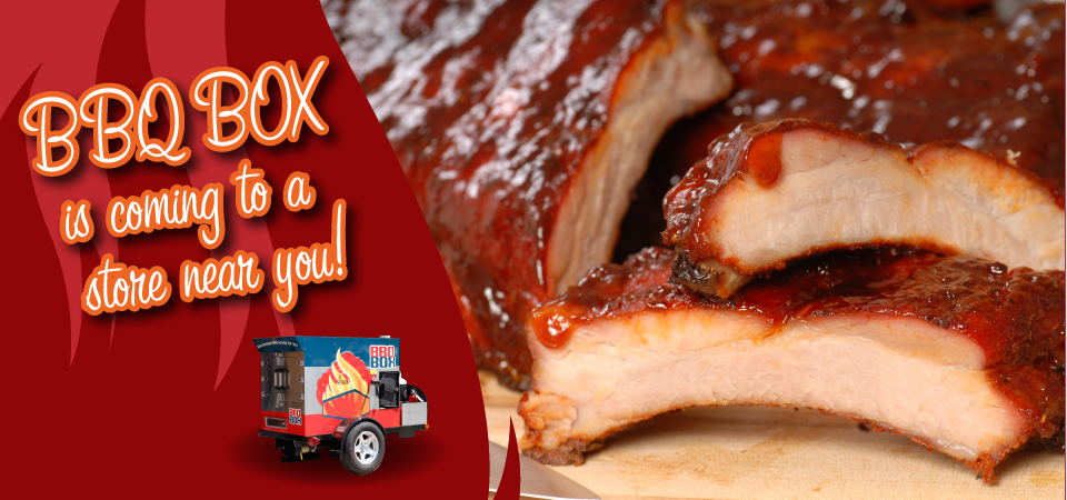 BBQ Box is coming!