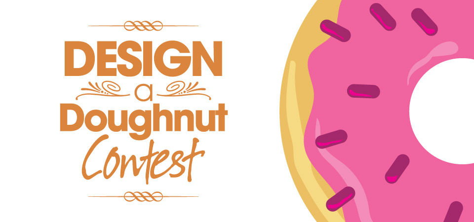 Design Your Dream Doughnut!