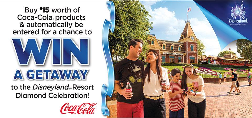 Win A Dazzling Disney Getaway!