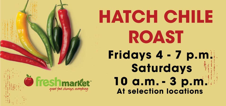 Hatch Chile Roast