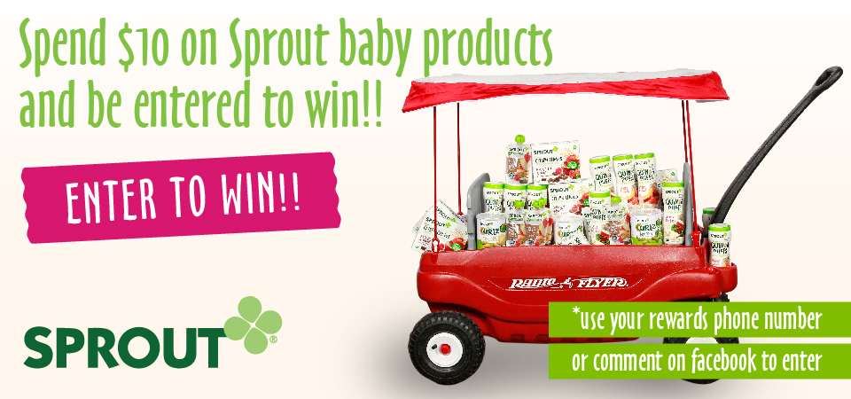 Baby On-the-Go with Sprout!