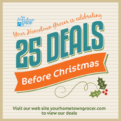 25 Deals Before Christmas