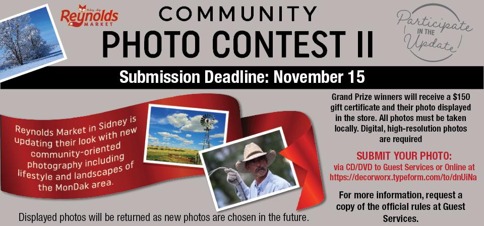 Sidney Photo Contest