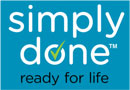 Simply done Logo