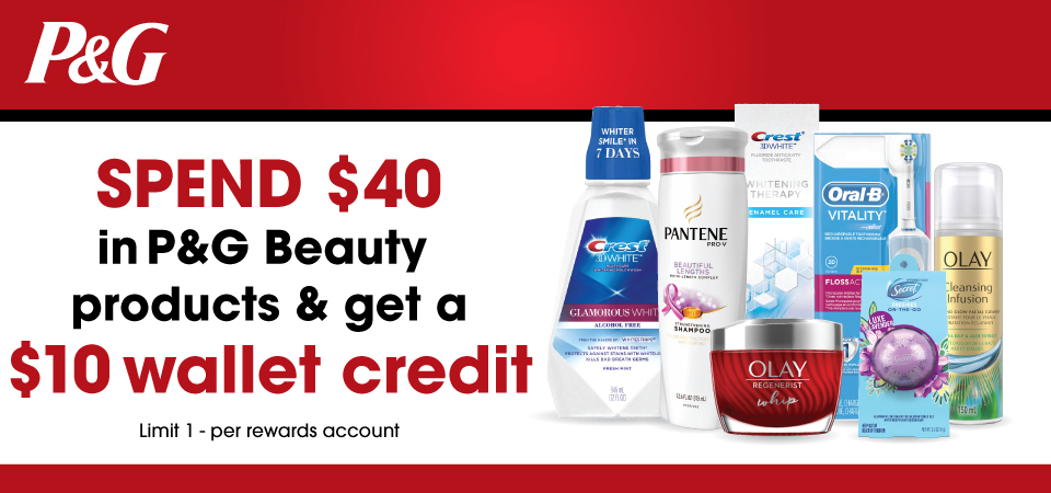 Save on beauty!
