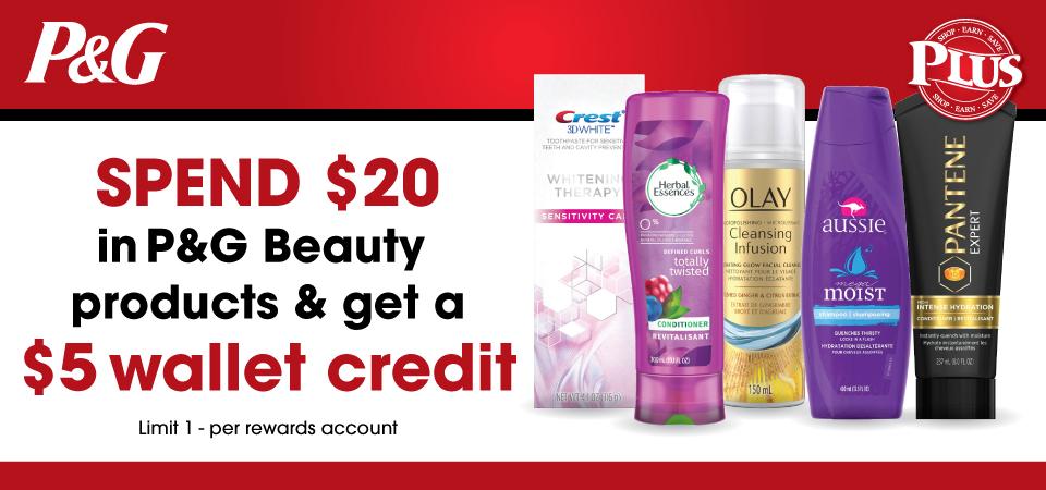 Get a $5 wallet credit!