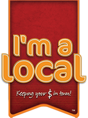 I'm a local Logo