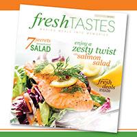 Fresh Tastes flyer
