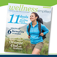 Wellness Simplified flyer