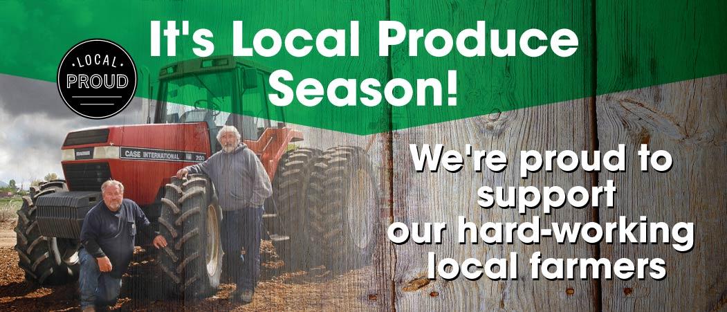 Local Farmers Produce