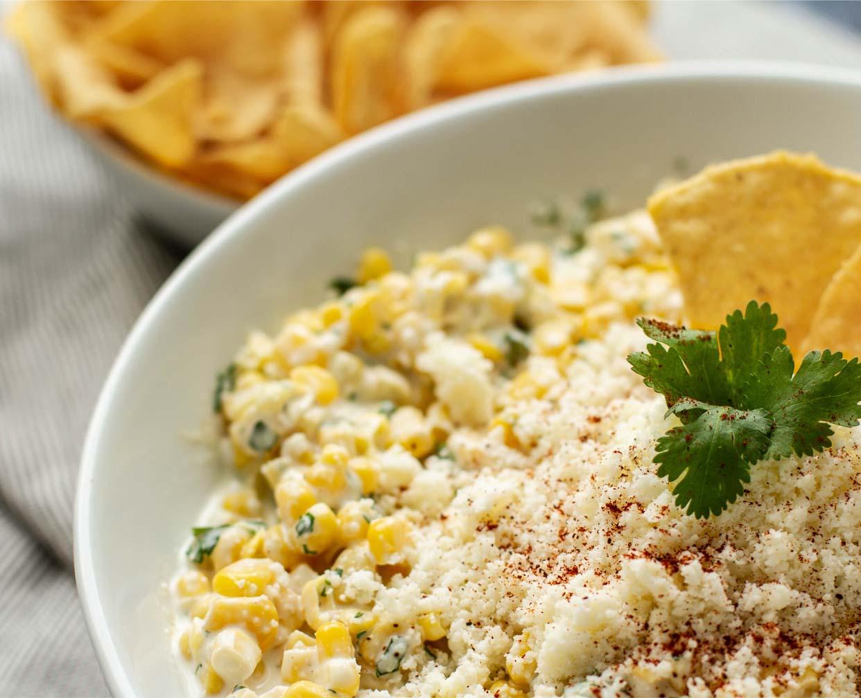 Food Club Corn Dip