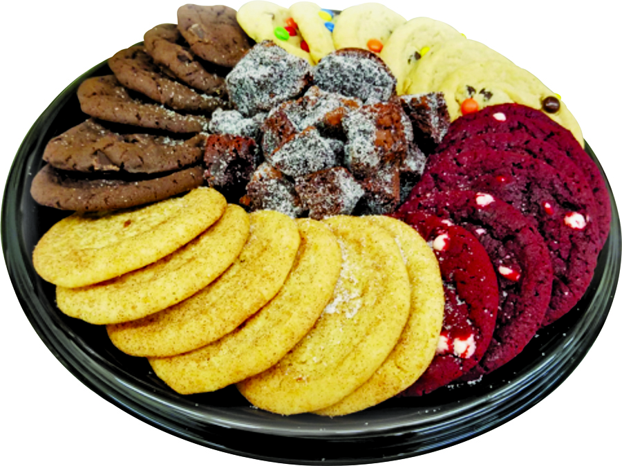 Assorted Brownie Tray