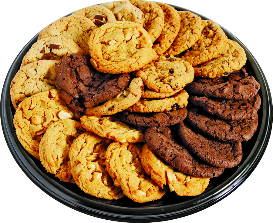 *Assorted Cookie Tray