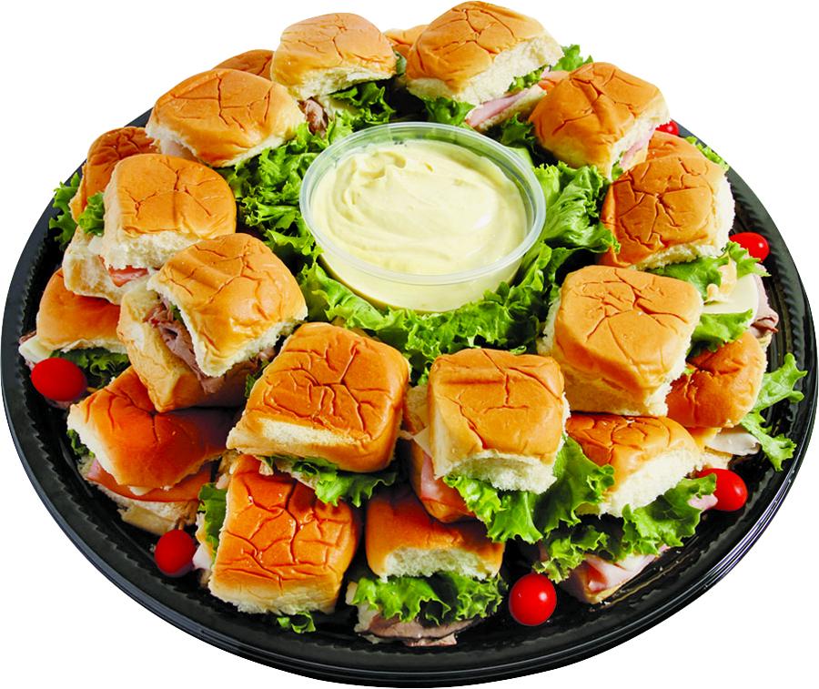 Dollar Sandwich Tray
