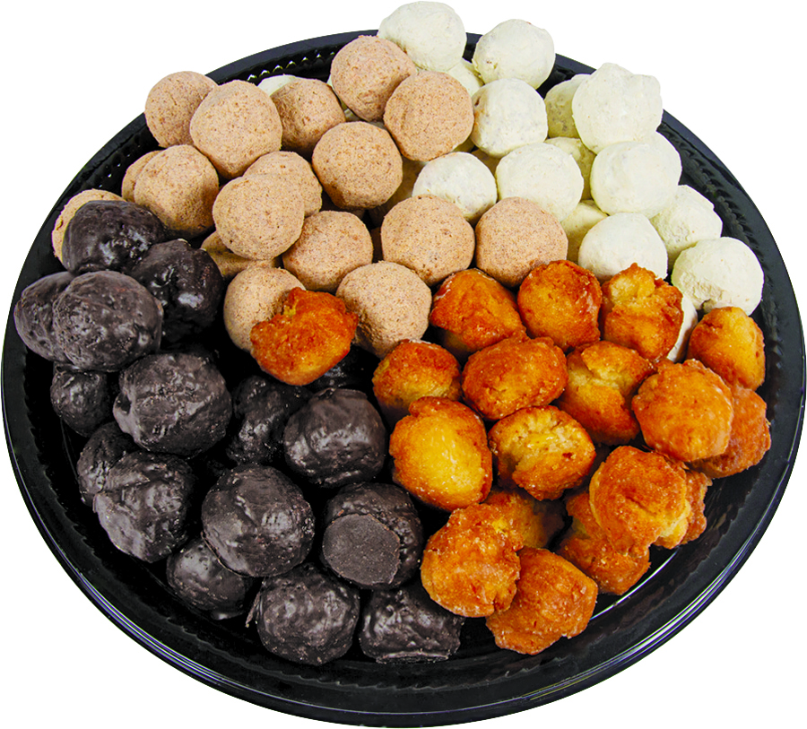 Assorted Donut Holes