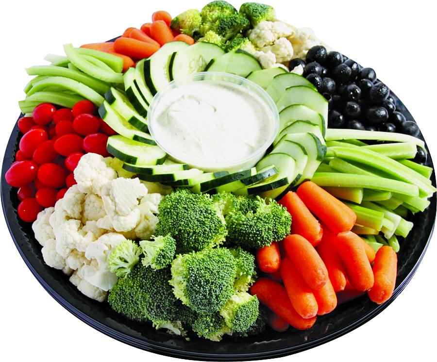 Fresh Vegetable Tray