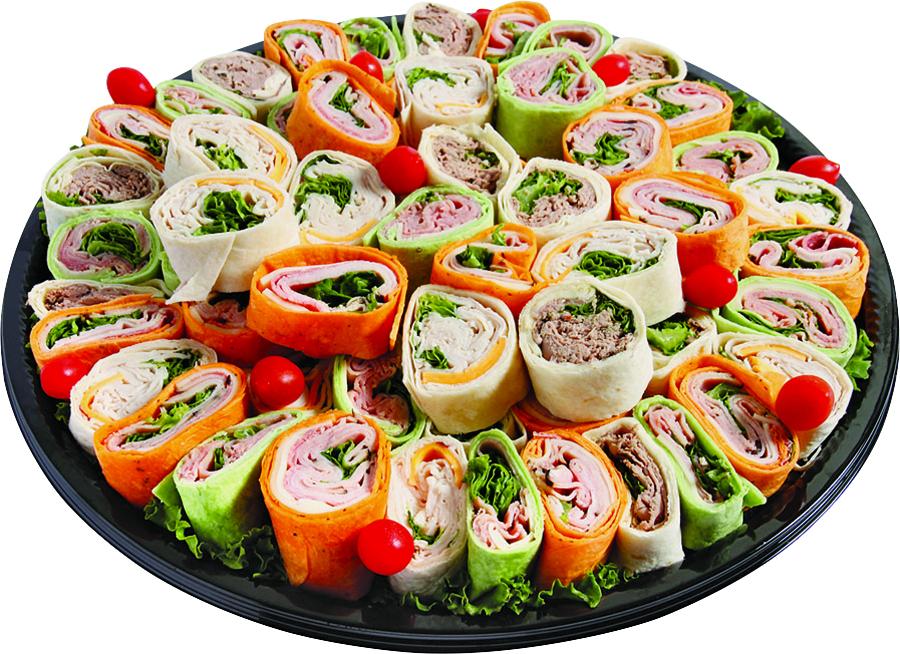 Pinwheel Sandwich Tray