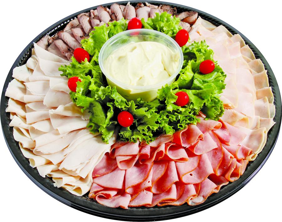 Premium Meat Tray