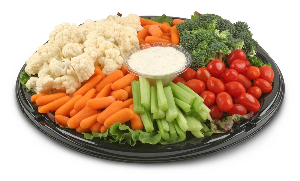 Fresh Veggie Platter