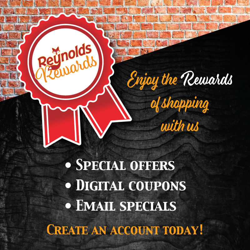 Header image for Reynolds Rewards
