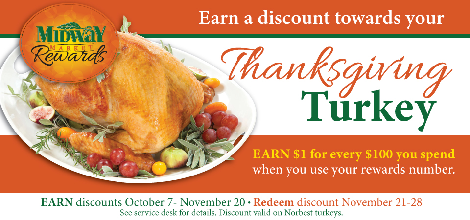 Turkey Discount
