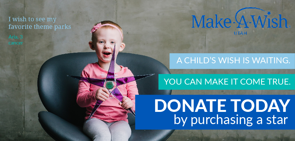 Help a Child's Wish Come True!