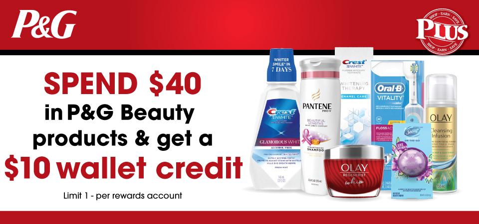 Save on beauty!