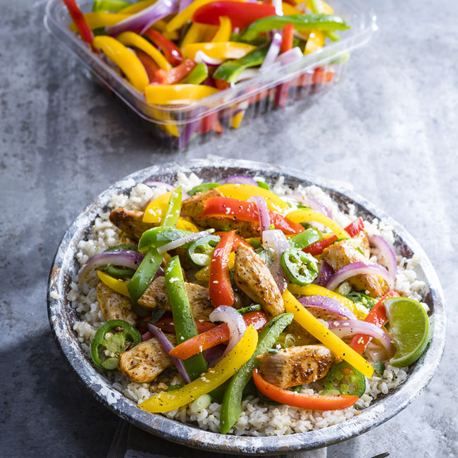 Southwest Chicken Stir-Fry