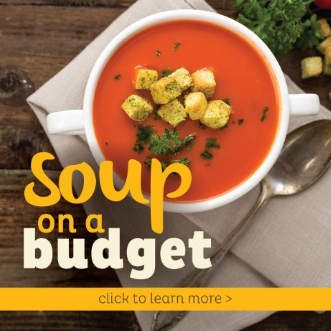 Soups on a budget
