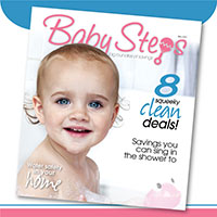 Baby steps flyer